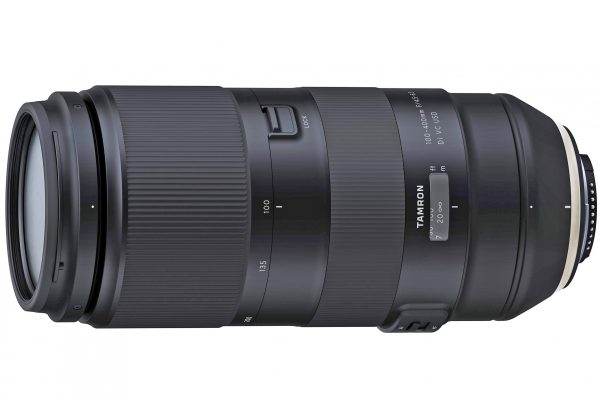 Tamron 100-400mm f/4.5-6.3: New zoom for full-frame DSLRs launched ...