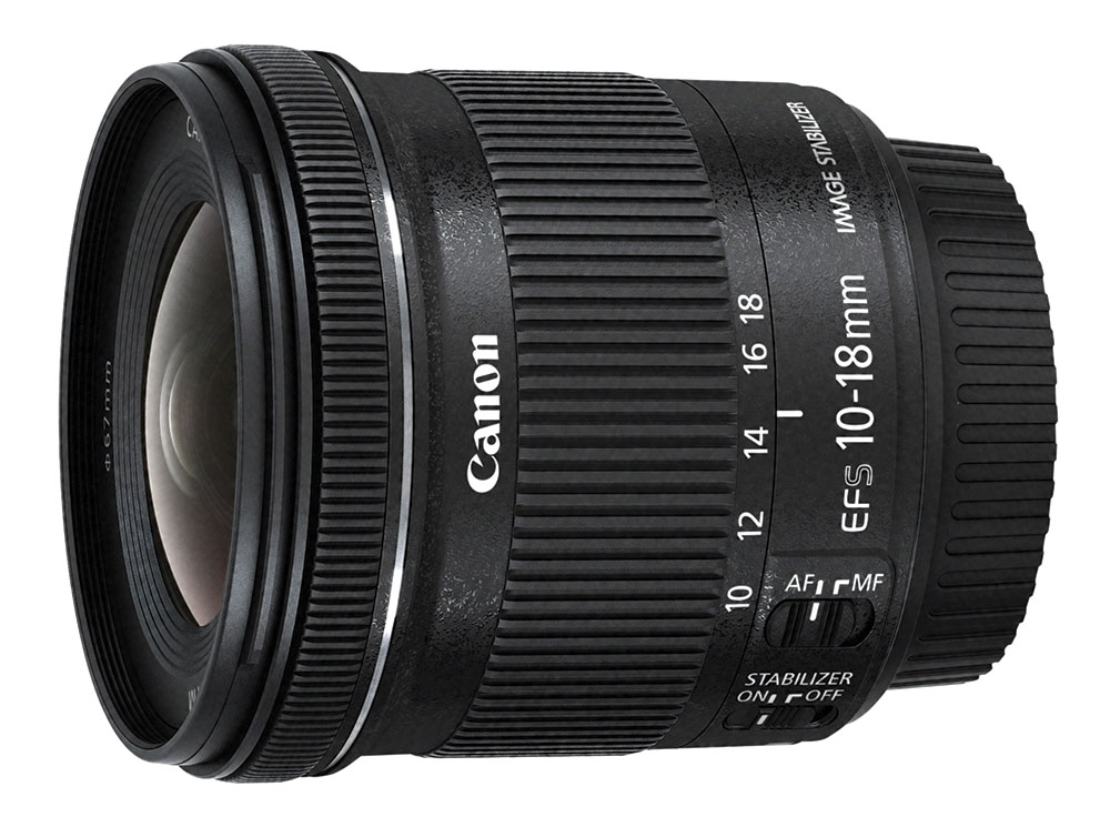 Canon EF-S 10-18mm f/4.5-5.6 IS STM - Best Canon Lenses To Buy In 2017 - Amateur Photographer