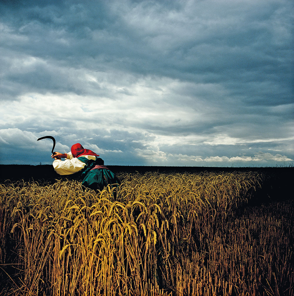 Photographer Brian Griffin On Creating His Iconic Album