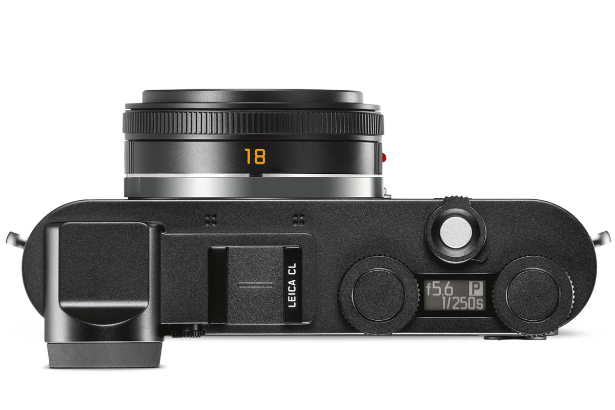 Leica CL mirrorless with built-in viewfinder - Amateur Photographer