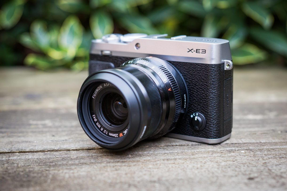Fujifilm X-E3 review: A sound mirrorless camera - Amateur Photographer