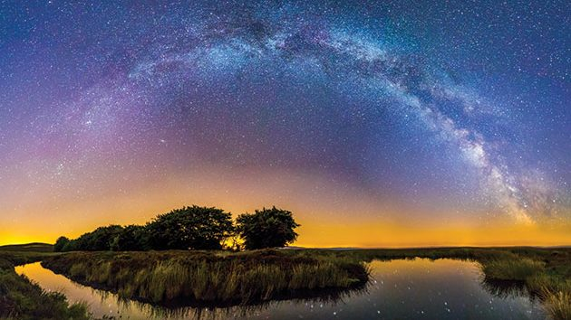 The night sky: How to photograph stars - Amateur Photographer
