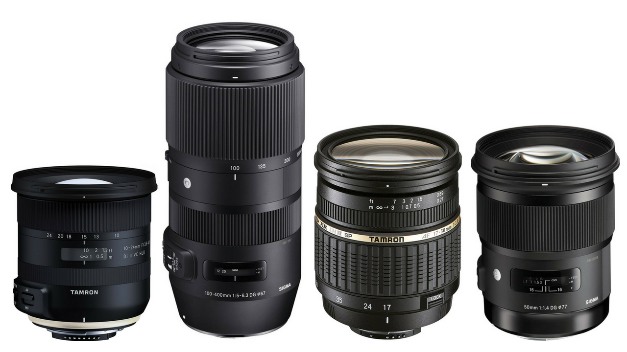 The Eight Best Dslr Lenses You Can Buy From Third Party Tamron Sp 17 50mm F 28 Xr Di Ii Ld Aspherical If Canon Eos Manufacturers Amateur Photographer