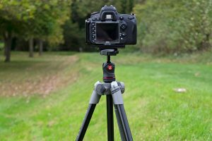 using your tripod