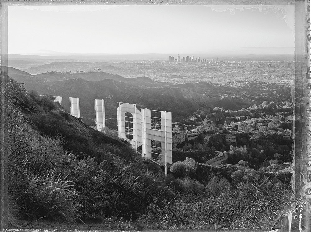 Beautiful Polaroids of LA by Christopher Thomas