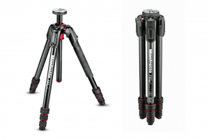 Manfrotto announces new 190go! M-series tripod range