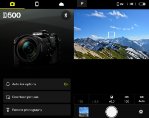 Nikon updates SnapBridge with more remote photography settings