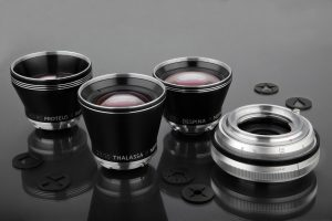 Lomography launches the Neptune Convertible Art Lens System