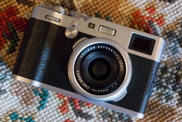 Fujifilm X100F vs Fujifilm X100T - Amateur Photographer