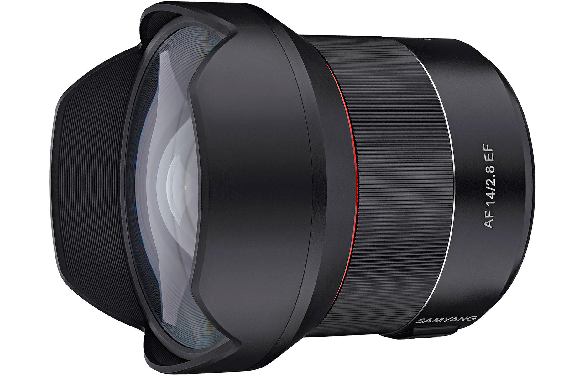 Samyang AF 14mm F2.8 EF for Canon full-frame DSLRs - Amateur ...
