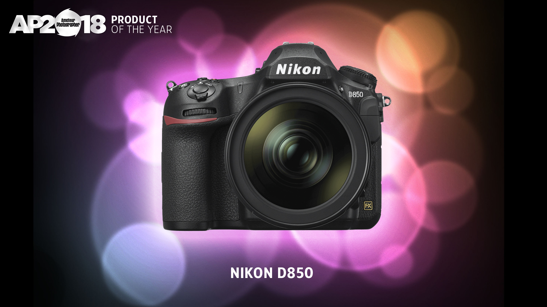 Nikon D850 scoops Product of the Year at the Amateur Photographer Awards 2018