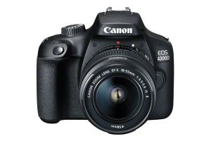 Canon 4000D: new budget-friendly first-time DSLR revealed