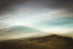 Intentional camera movement landscapes