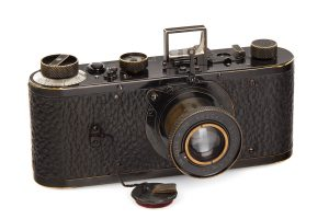 Leica camera sells for record amount at auction