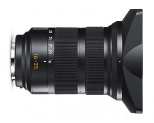 Leica unveils full details of 16-35mm SL Lens