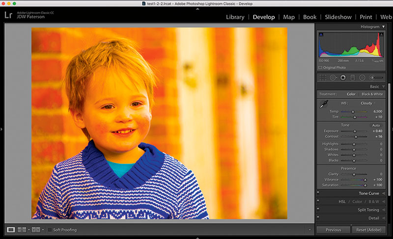 Lightroom tips: Essential portrait edits