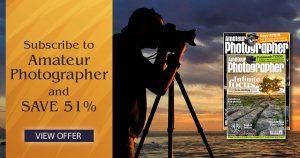 Save 51% on an Amateur Photographer magazine subscription