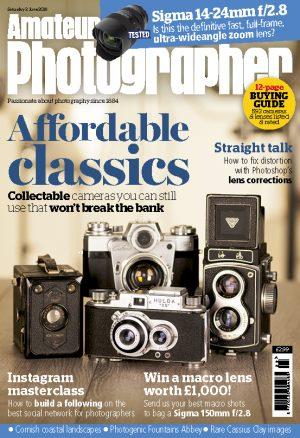 Amateur Photographer cover