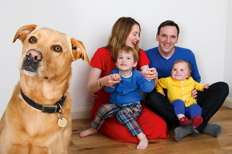Family portrait photography tips