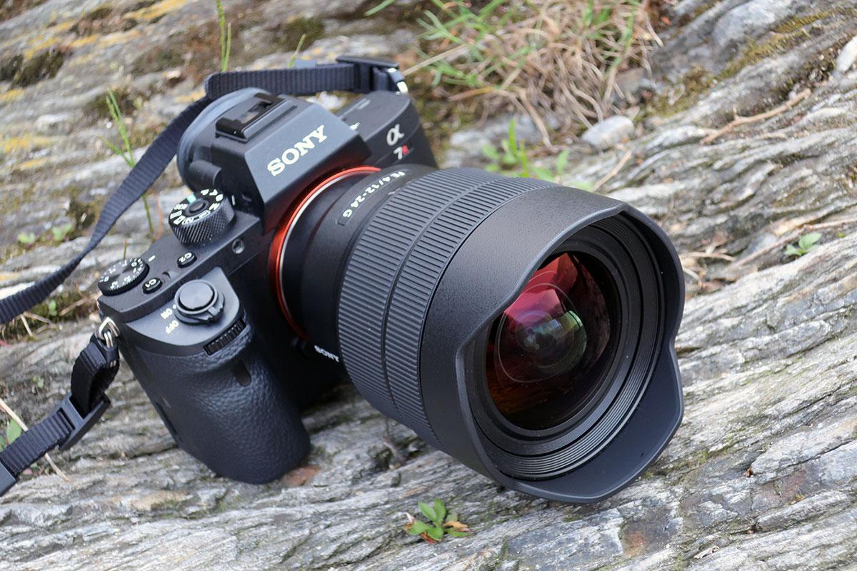 Kết quả hình ảnh cho Sony FE 12-24mm F4 G