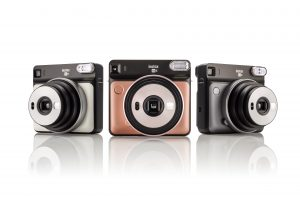 Fujifilm launches Instax Square SQ6 – its first fully analogue square camera