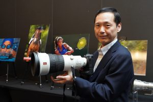 Sony reveals 'game changing' FE 400mm f/2.8 GM OSS