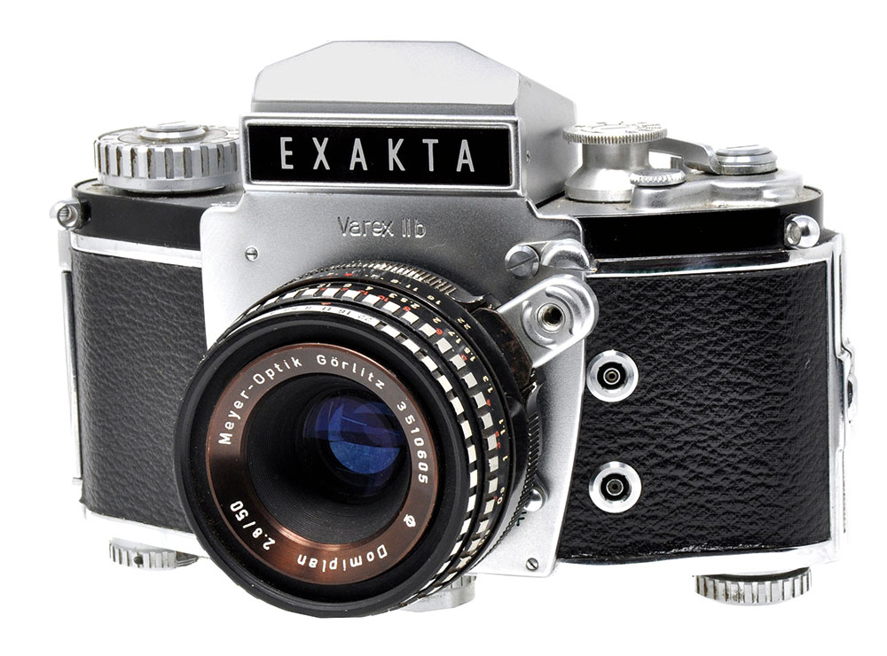 Vintage cameras: collectable, usable and affordable