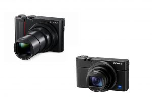 Sony RX100 VI vs Panasonic TZ200