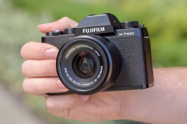 Fujifilm X-T100 review - The entry-level X-T model - Amateur Photographer