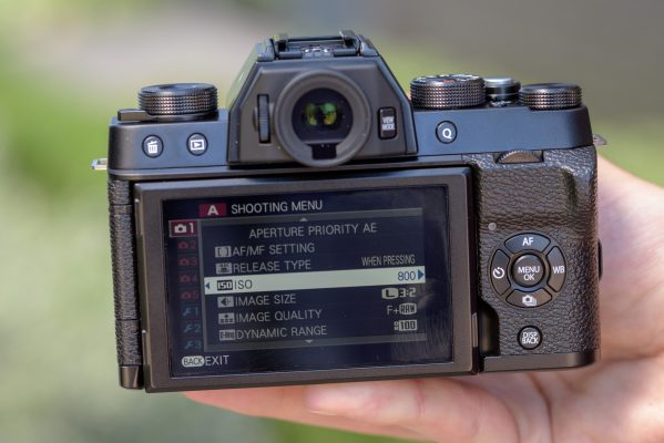 Fujifilm X-T100 review - The entry-level X-T model - Amateur