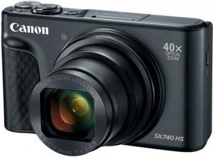 New Canon 40x zoom compact