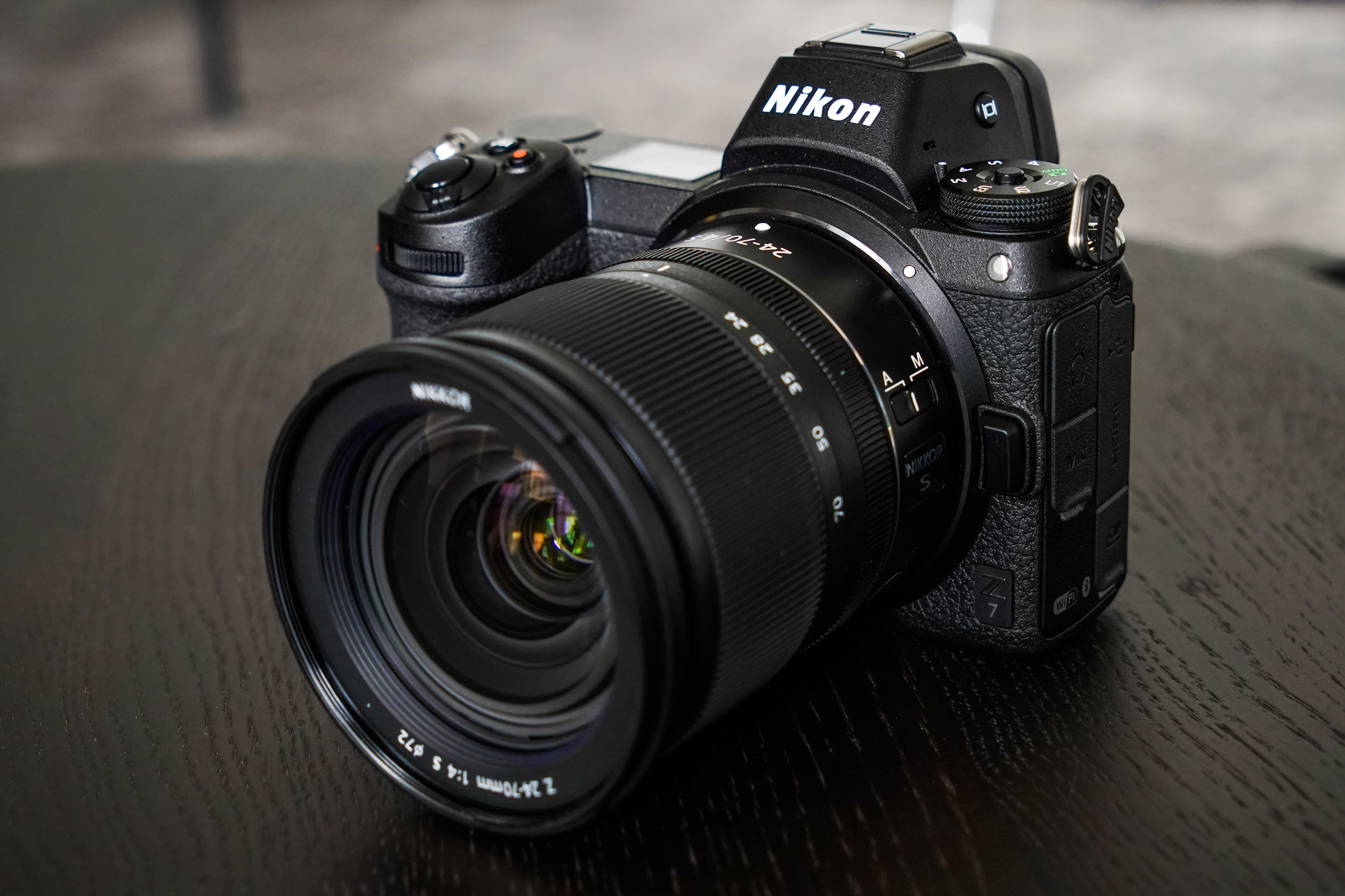 Nikon Z7 Review Hands On First Look Amateur Photographer