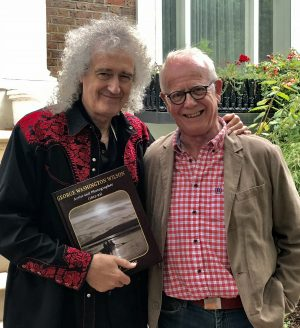 Brian May talks about major new stereo photography book