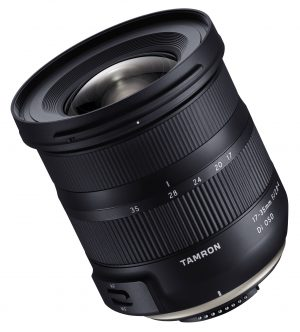 "Tamron announces ""smallest and lightest wide angle zoom"""