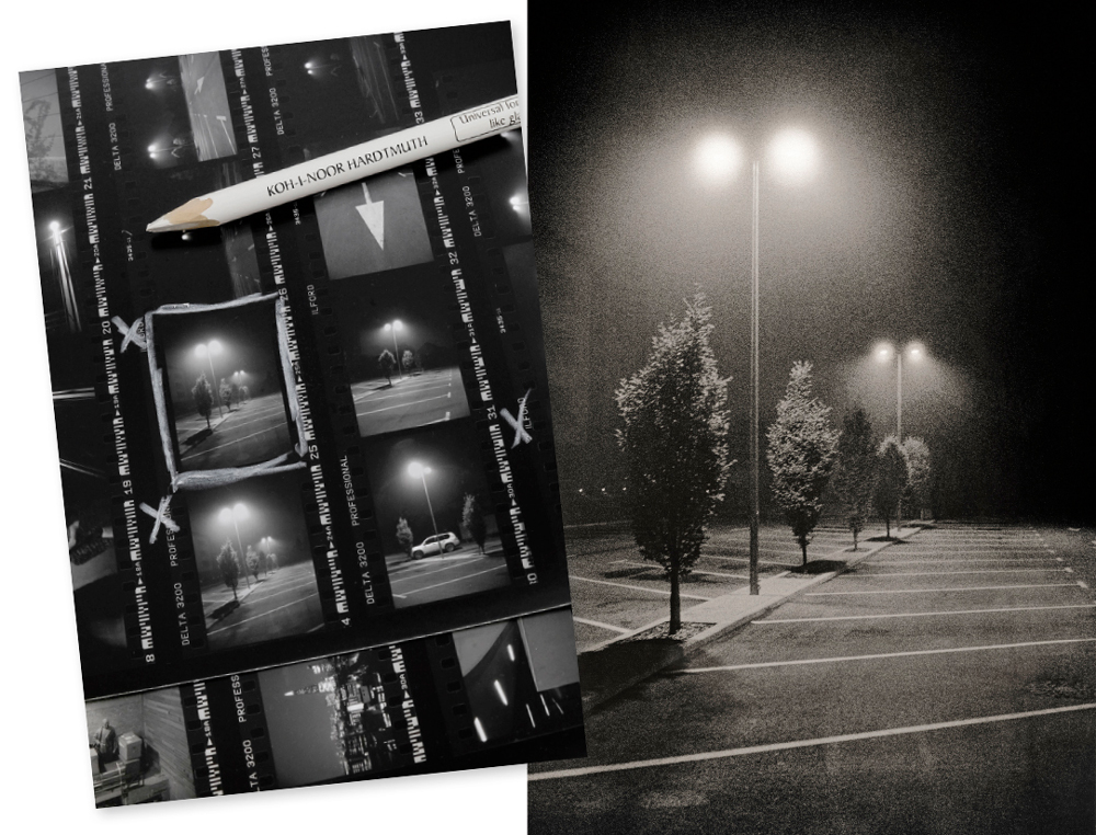 How To Make Film Photography Contact Sheets Amateur