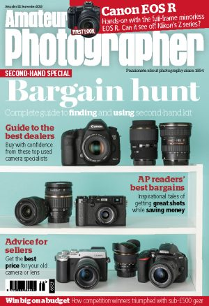 Amateur Photographer cover