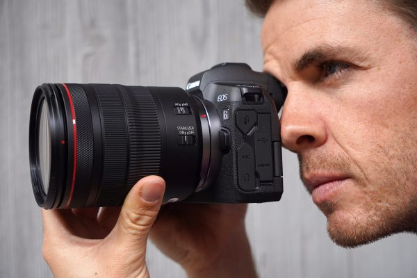Canon Enters Full Frame Mirrorless Market With The Canon