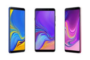 Samsung Galaxy A9: world's first phone with five cameras