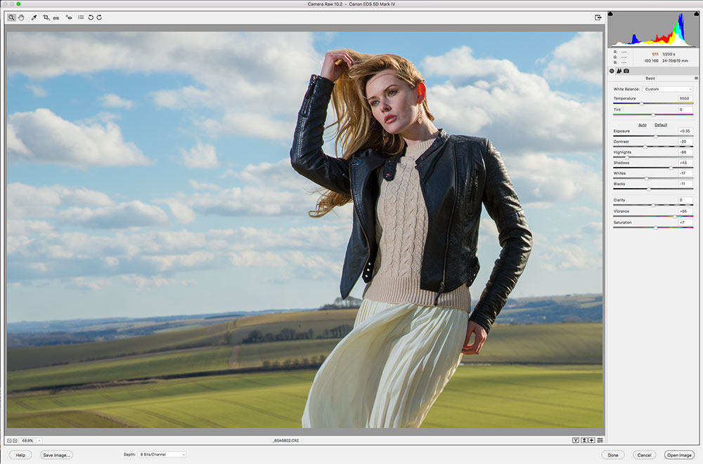 How to edit raw files in Photoshop Elements - Amateur