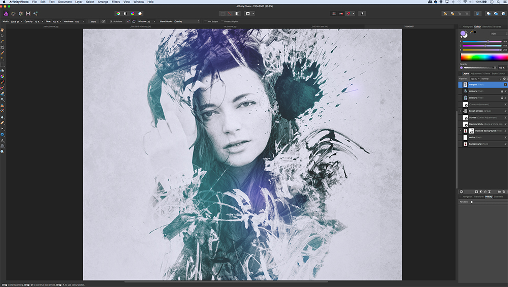Why Serif's Affinity is a serious Photoshop rival - Amateur Photographer