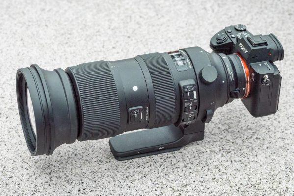 Sigma 60-600mm f/4.5-6.3 DG OS HSM Sport