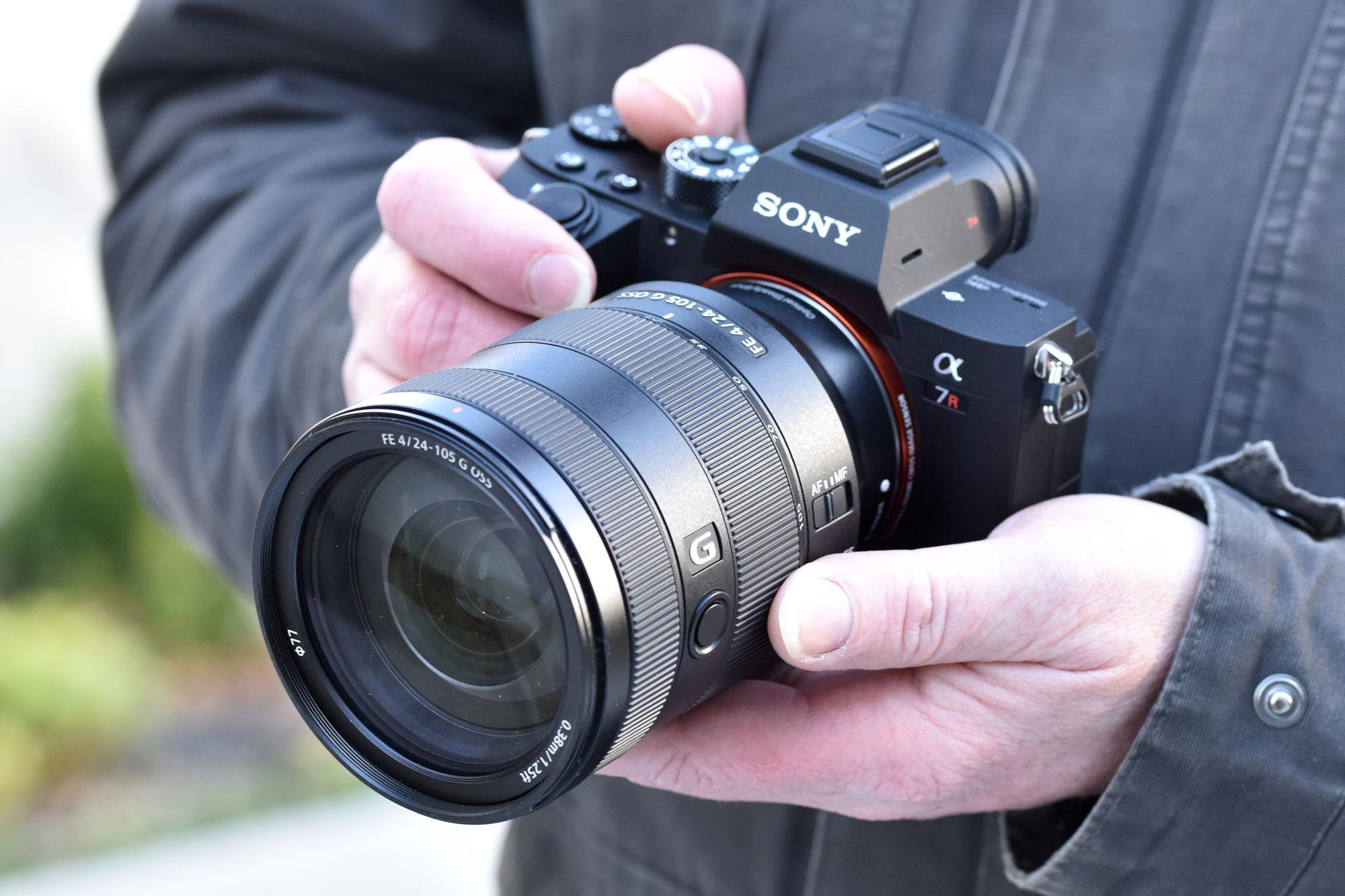 Sony FE 24-105mm f/4 G OSS - Amateur Photographer