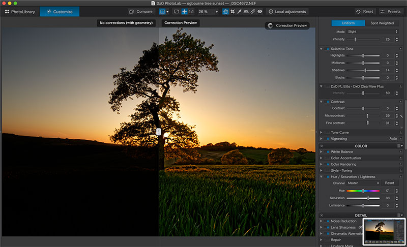 DxO PhotoLab 2 - a great alternative to Adobe - Amateur