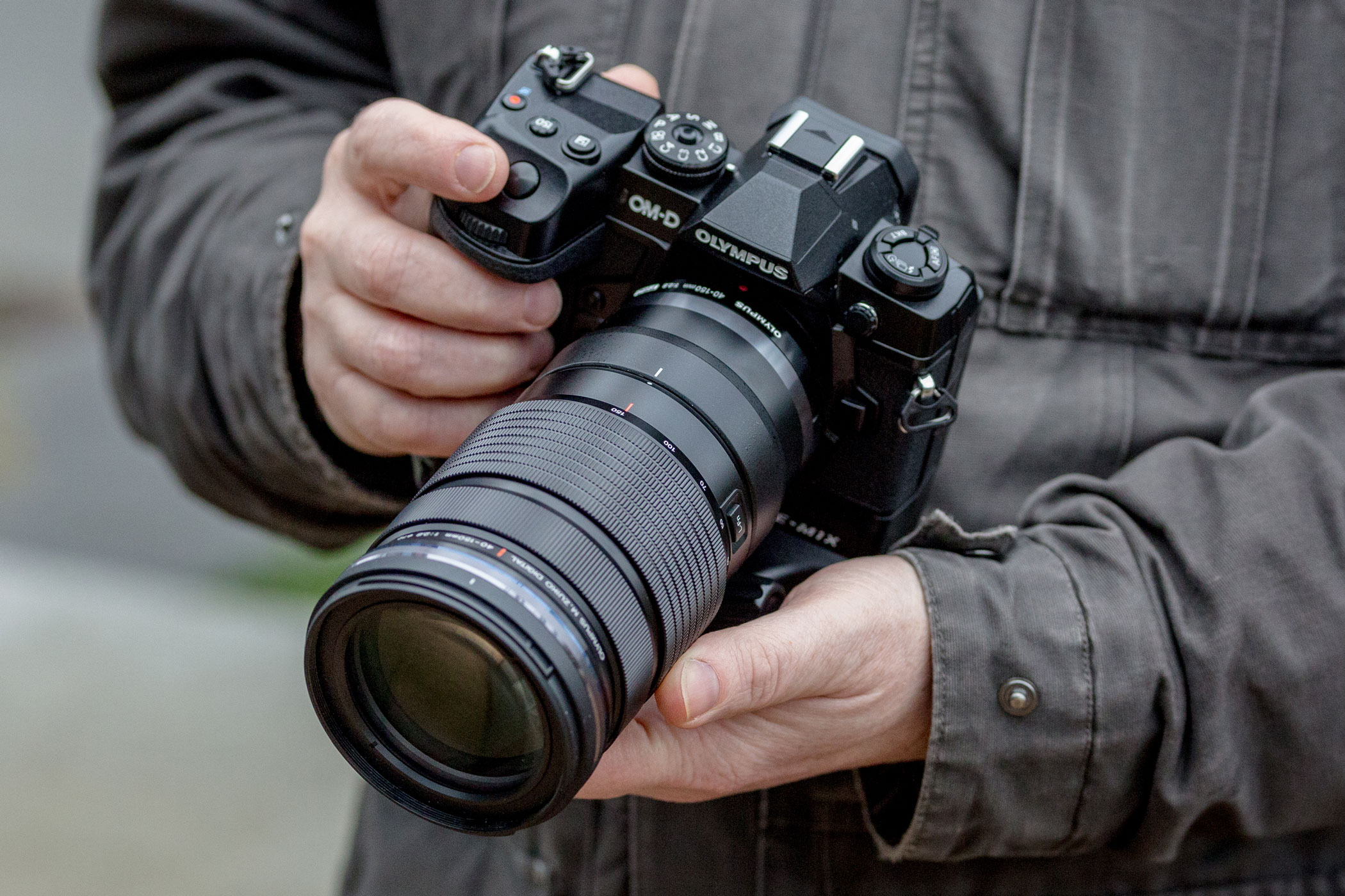 Olympus OM-D E-M1X review