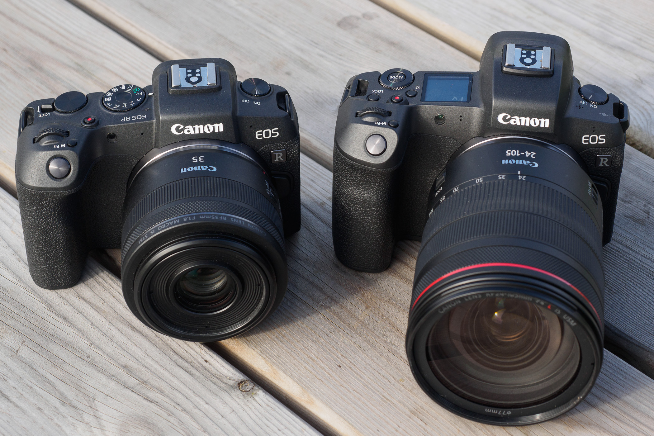 Canon Eos Rp Review Hands On First Look Amateur