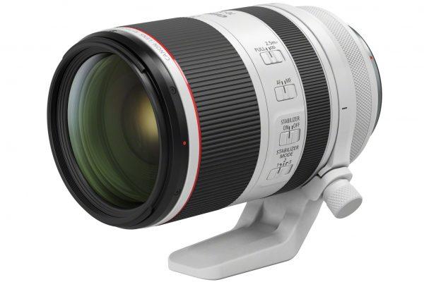 Canon RF lens roadmap reveals six new lenses for 2019