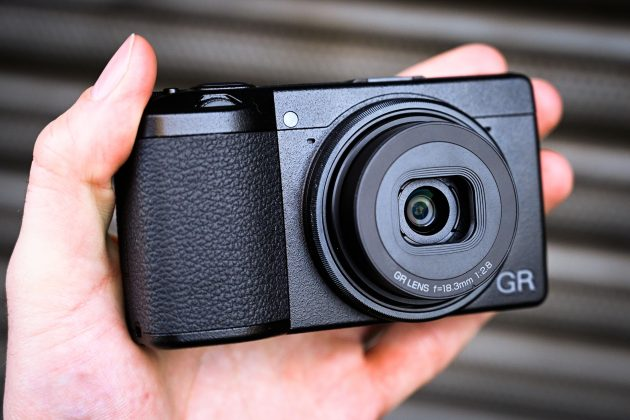 Ricoh GR III: new high-end pocket compact arrives - Amateur Photographer