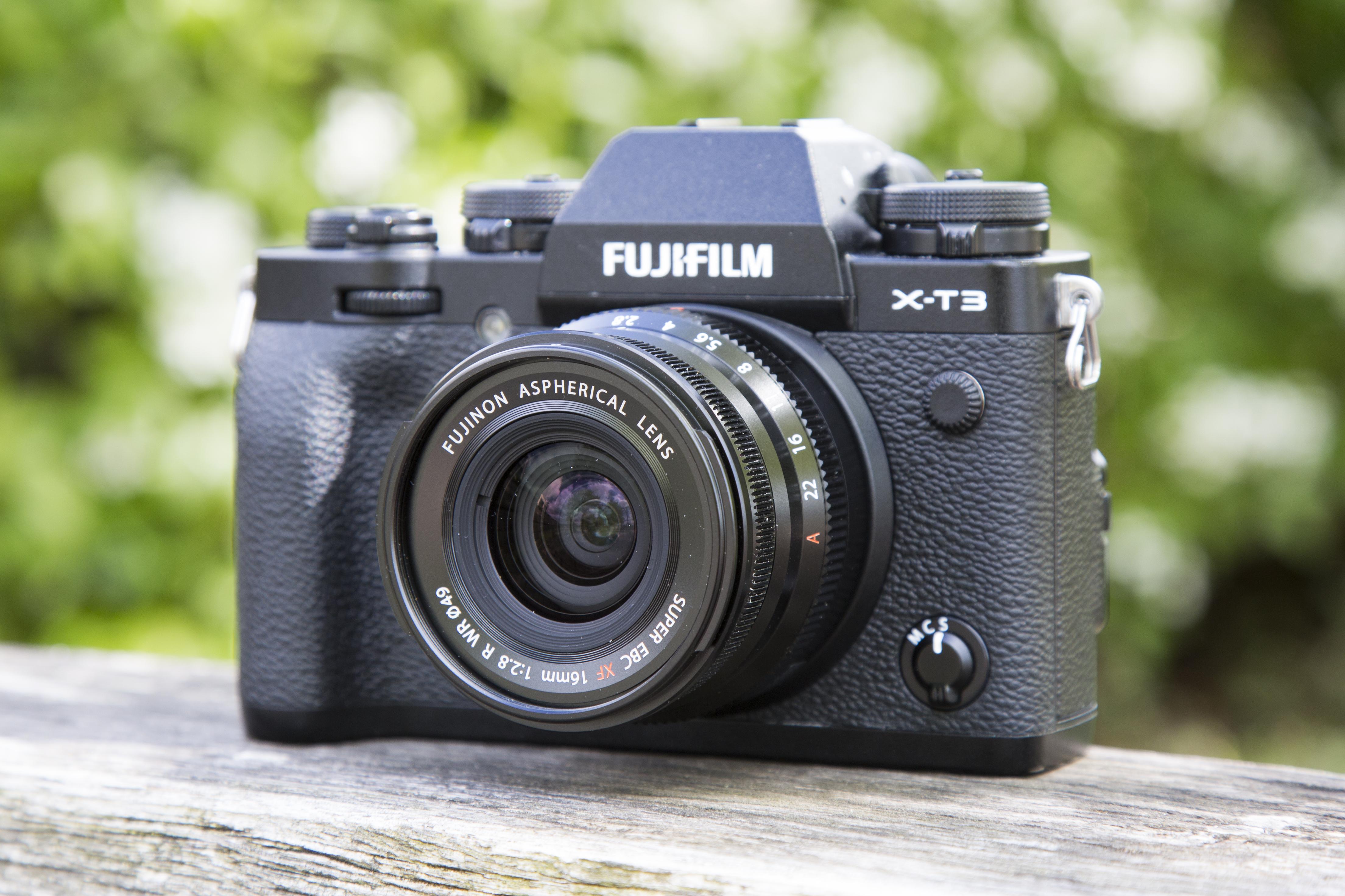 Fujinon XF16mm F2 8 R WR