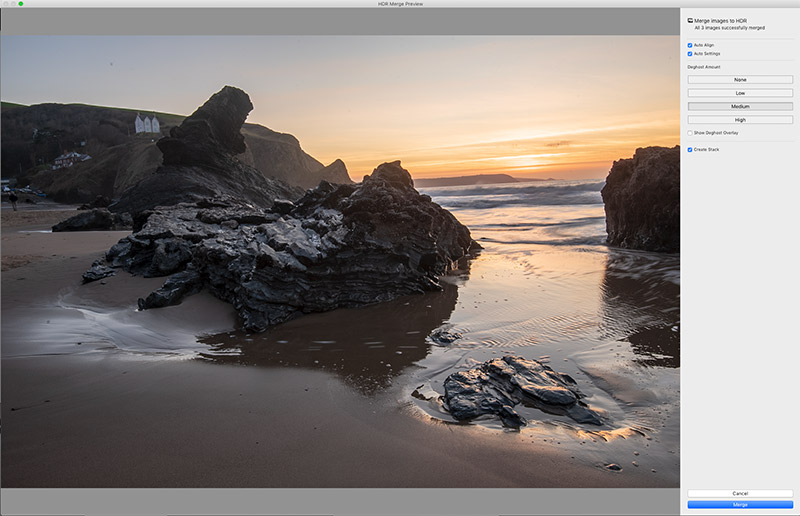 Master Photomerge in Lightroom for outstanding resolution