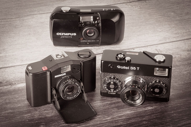 Secondhand week: film camera bargains